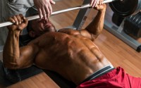 Bench press and squats always need a spotter.