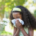 Seasonal allergies are actually suffered year-round in some patients.