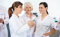 There is a demand for all types of healthcare professionals throughout the next decade.