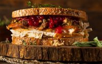 Turkey sandwiches are a pleasant surprise for travel nurses and other hospital staff.