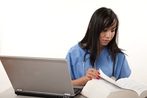 It's important to keep up with your Continuing Education Units while working as a travel nurse.