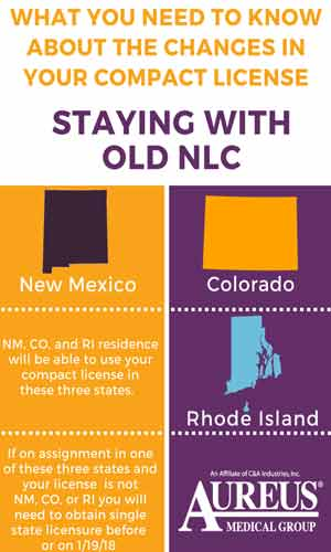 eNLC - states not joining