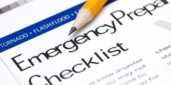 Emergency Preparedness - When Disaster Strikes!