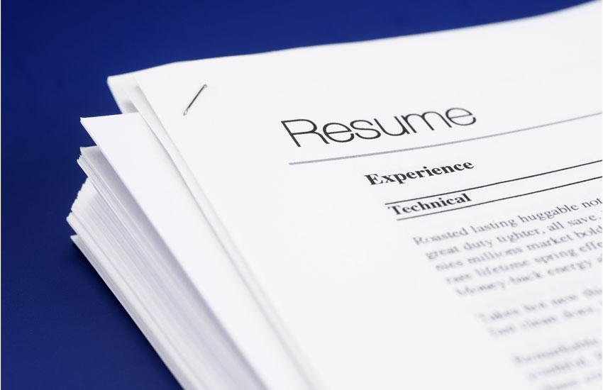 perfect resume