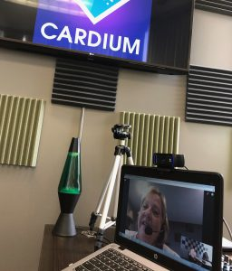Cardium traveler interview