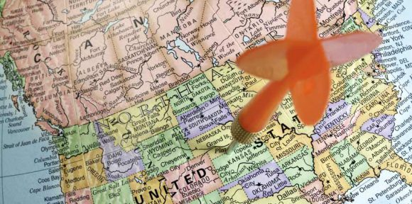 Travel assignments: How to pick a location