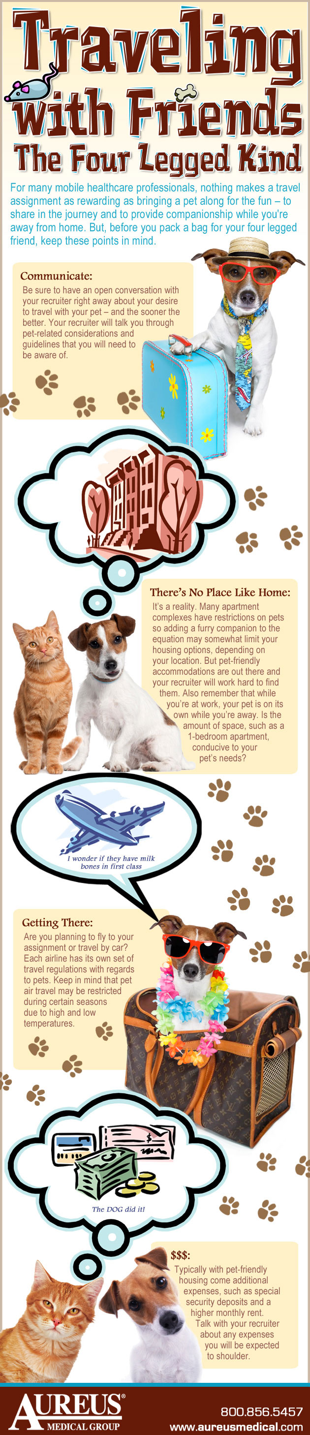 Traveling with Friends – The Four Legged Kind